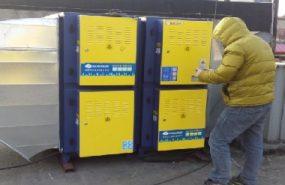 Hướng dẫn lắp đặt máy lọc tĩnh điện Klean
