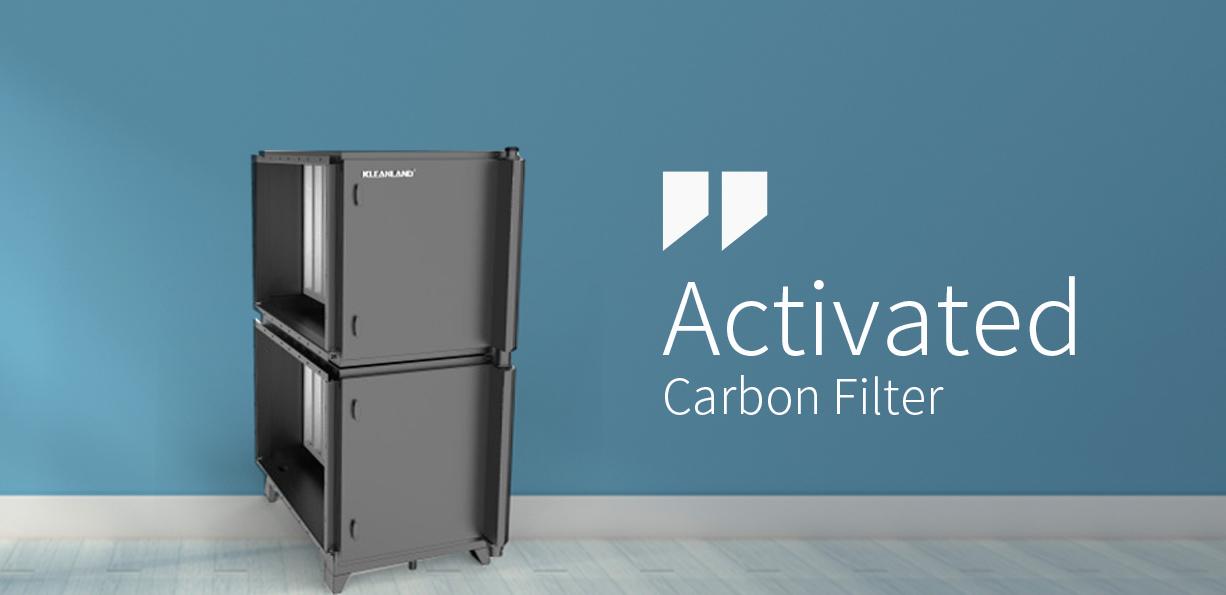 Chuyên dùng trong lọc khí thải nhà bếp, khí thải công nghiệp